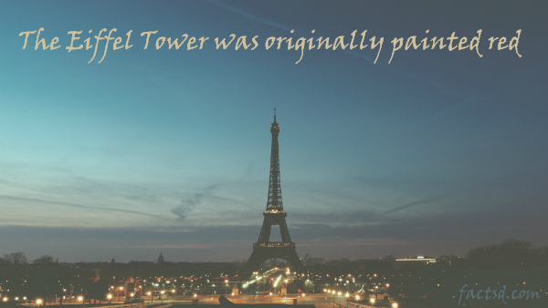 Eiffel Tower Facts Interesting Facts About Eiffel Tower