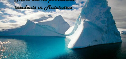 antarctica facts