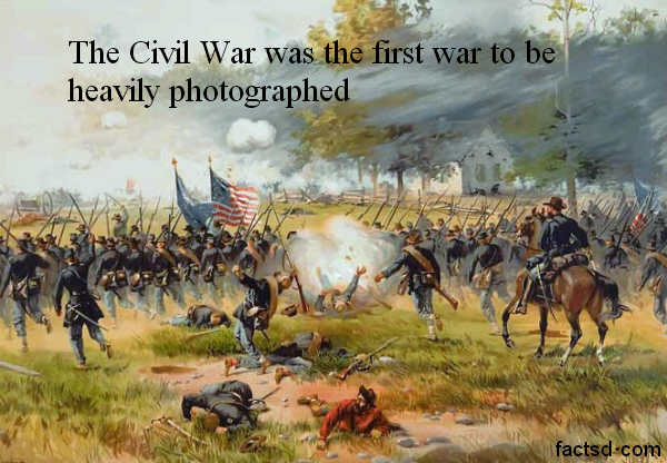 civil war facts