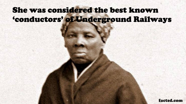 Harriet Tubman Facts 36 Interesting Facts About Harriet Tubman