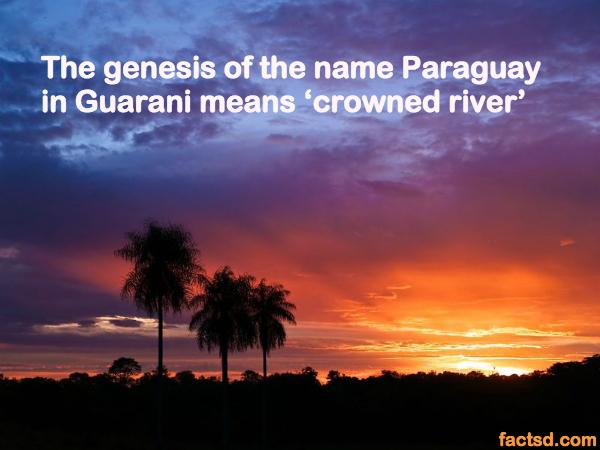 paraguay facts