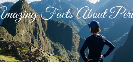 amazing peru facts