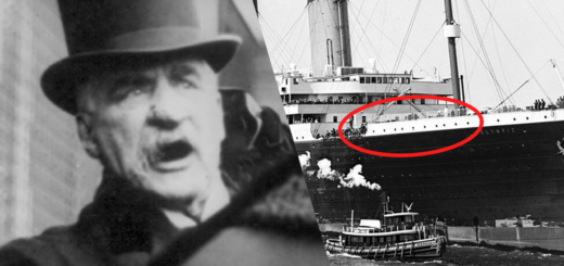 The Titanic and J.P. Morgan